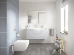 IDEAL STANDARD - Tesi Skrinka pod umývadlo, 1000x440x490 mm, lesklá biela (T0052OV), fotografie 6/5