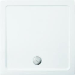 IDEAL STANDARD - Simplicity Stone Sprchová vanička liaty mramor 910mmx910mm, biela (L504501)