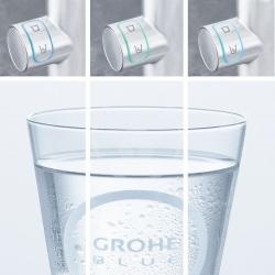 GROHE - Blue Home Drezový ventil Mono Connected, s chladiacim zariadením a filtráciou, chróm (31498001), fotografie 10/7