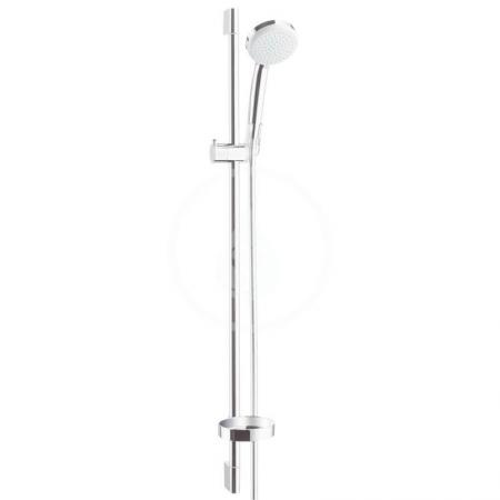 HANSGROHE - Croma 100 Súprava ručnej sprchy Vario/nástennej tyče Unica'C 0,90 m, chróm (27771000)