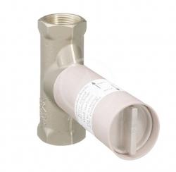HANSGROHE - Montážní tělesa Základné teleso na uzatvárací ventil pod omietku DN15 (15973180)