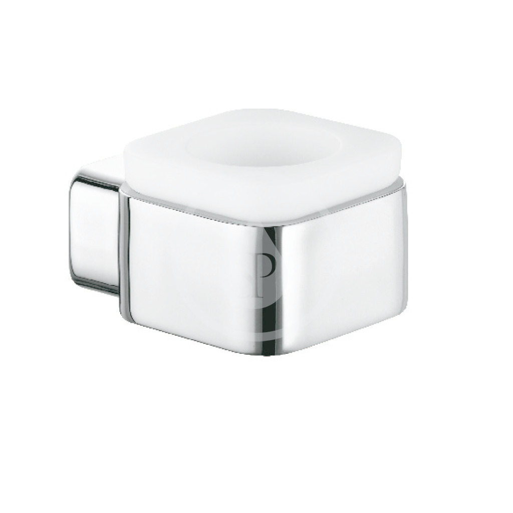 KLUDI - E2 Svietnik na čajovú sviečku, chróm 4998305