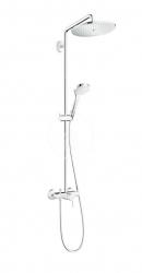HANSGROHE - Croma Select S Sprchová súprava 280 1jet Showerpipe s pákovou batériou, chróm (26791000)