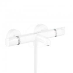 HANSGROHE - Ecostat Comfort Termostatická vaňová batéria, matná biela (13114700)