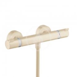 HANSGROHE - Ecostat Comfort Termostatická sprchová  batéria, kefovaný bronz (13116140)