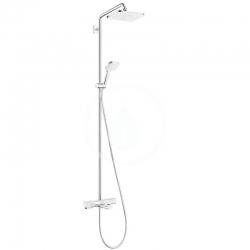 HANSGROHE - Croma Vaňová súprava Showerpipe s termostatom, 1jet, chróm (27687000)