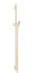 HANSGROHE - Unica'S Sprchová tyč 900 mm so sprchovou hadicou, kefovaný bronz (28631140)