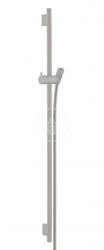 HANSGROHE - Unica'S Sprchová tyč 900 mm so sprchovou hadicou, kefovaný čieny chróm (28631340)