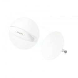 HANSGROHE - Flexaplus Vrchná súprava, matná biela (58185700)