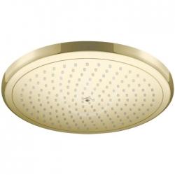 HANSGROHE - Croma Hlavová sprcha 280, EcoSmart, leštený vzhľad zlata (26221990)
