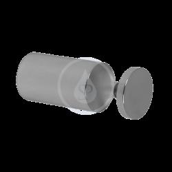 SANELA - Nerezové doplňky Háčik z nehrdzavejúcej ocele, povrch lesklý (SLZN 68)