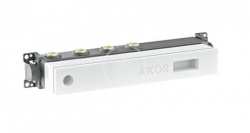 AXOR - Montážní tělesa Základné teleso pod omietku na 2 spotrebiče (18310180)