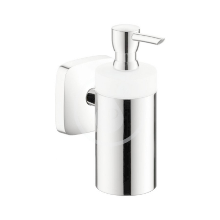 HANSGROHE - PuraVida Dávkovač tekutého mydla, chróm (41503000)