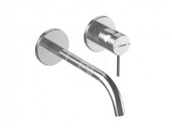 HANSA - Public Umývadlová batéria pod omietku, 2-otvorová inštalácia, chróm (57932171)