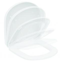 IDEAL STANDARD - Tempo WC sedadlo SoftClose, 366x428x27mm, biela (T679301)