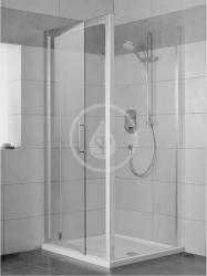 IDEAL STANDARD - Synergy Sprchové dvere 900 mm, lesklá strieborná/číre sklo (L6362EO)