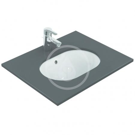 IDEAL STANDARD - Connect Umývadlo pod dosku oválne 480mmx175mmx350mm, biela (E504601)