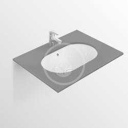 IDEAL STANDARD - Connect Umývadlo pod dosku oválne 480mmx175mmx350mm, biela (E504601), fotografie 2/2