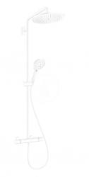 HANSGROHE - Croma Select S Sprchový set Showerpipe 280 s termostatom, matná biela (26890700)