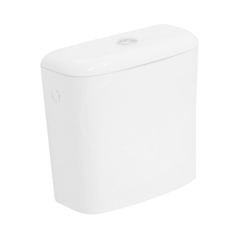 JIKA - Lyra plus WC nádržka kombi, bočné napúšťanie, vrátane splachovacieho mechanizmu, biela H8273820002801