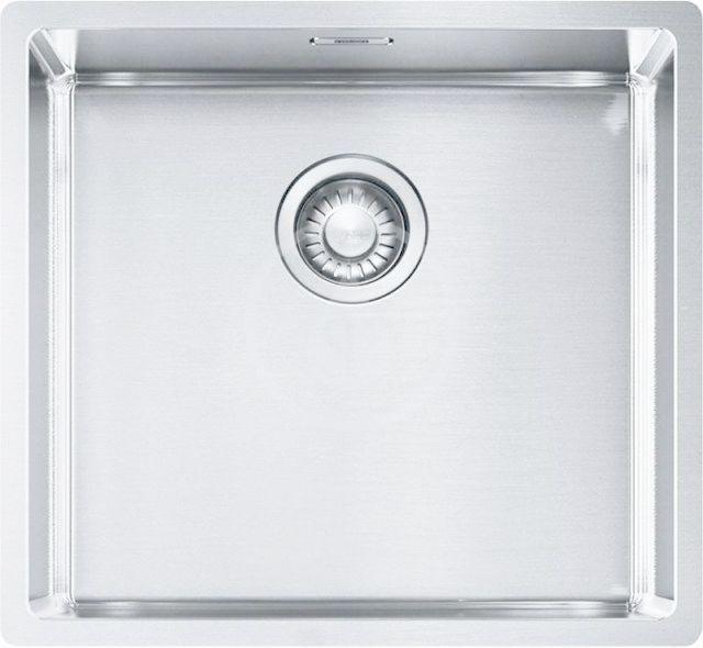 FRANKE FRANKE - Box Drez BXX 210/110-45, 490x450 mm, nerezový 127.0395.014