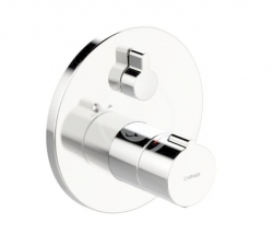 HANSA - Home Termostatická sprchová batéria pod omietku, chróm (88619045)