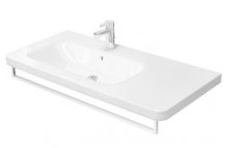 DURAVIT - DuraStyle Držiak uterákov na umývadlá DuraStyle 232010, 232510, 232610, chróm (0031071000)