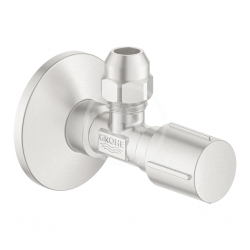 GROHE - Universal Rohový ventil, supersteel (22037DC0)