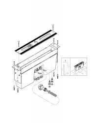 GROHE - Montážní tělesa Montážna súprava na vaňové armatúry (29037001), fotografie 4/2
