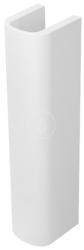 DURAVIT - DuraStyle Stĺp, biely – stĺp, s WonderGliss (08582900001)