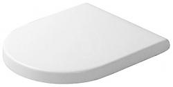 DURAVIT - Starck 3 WC sedadlo, biela (0063810000)