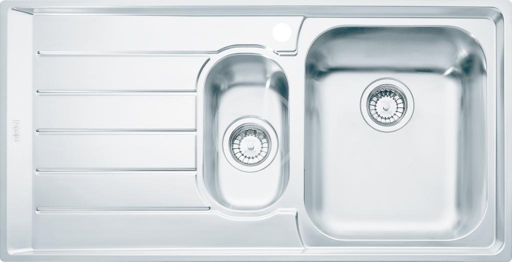 FRANKE FRANKE - Neptun Drez NEX 651/7 z nehrdzavejúcej ocele, 1000x510 mm 101.0120.276