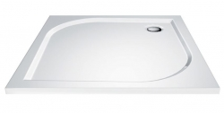 AQUALINE - PILOT otočné sprchové dvere dvojkrídlové 800mm+vanička (PT082-SET1), fotografie 18/10
