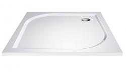 AQUALINE - PILOT otočné sprchové dvere 900mm+vanička (PT090-SET1), fotografie 18/10
