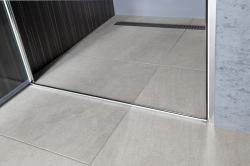 AQUALINE - PILOT otočné sprchové dvere 900mm+vanička (PT090-SET1), fotografie 8/10