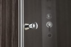 AQUALINE - PILOT otočné sprchové dvere 900mm+vanička (PT090-SET1), fotografie 14/10