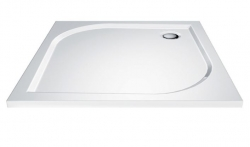 AQUALINE - PILOT otočné sprchové dvere dvojkrídlové 900mm+vanička (PT092-SET1), fotografie 18/10
