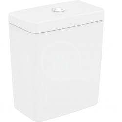 IDEAL STANDARD - Connect Splachovacia nádrž Cube, objem 6 litrov, biela (E797001)