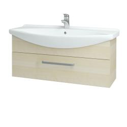 Dreja - Kúpeľňová skriňa TAKE IT SZZ 105 - D02 Bříza / Úchytka T01 / D02 Bříza (134112A)