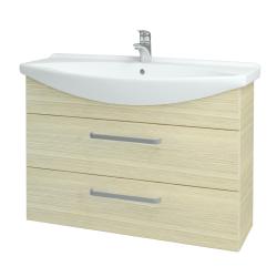 Dreja - Kúpeľňová skriňa TAKE IT SZZ2 105 - D04 Dub / Úchytka T01 / D04 Dub (134204A)