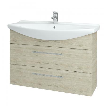 Dreja - Kúpeľňová skriňa TAKE IT SZZ2 105 - D05 Oregon / Úchytka T02 / D05 Oregon (134211B)