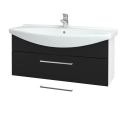 Dreja - Kúpeľňová skriňa TAKE IT SZZ 105 - N01 Bílá lesk / Úchytka T04 / N08 Cosmo (207236E)