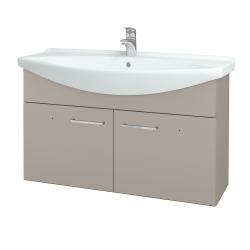 Dreja - Kúpeľňová skriňa TAKE IT SZD2 105 - N07 Stone / Úchytka T04 / N07 Stone (206468E)