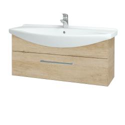 Dreja - Kúpeľňová skriňa TAKE IT SZZ 105 - D15 Nebraska / Úchytka T03 / D15 Nebraska (207137C)