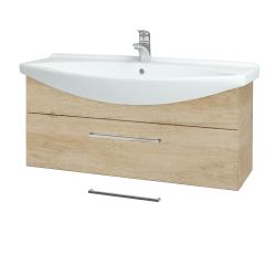 Dreja - Kúpeľňová skriňa TAKE IT SZZ 105 - D15 Nebraska / Úchytka T04 / D15 Nebraska (207137E)