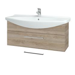 Dreja - Kúpeľňová skriňa TAKE IT SZZ 105 - D17 Colorado / Úchytka T04 / D17 Colorado (207151E)