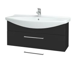 Dreja - Kúpeľňová skriňa TAKE IT SZZ 105 - N03 Graphite / Úchytka T04 / N03 Graphite (207243E)