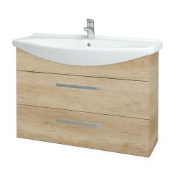 Dreja - Kúpeľňová skriňa TAKE IT SZZ2 105 - D15 Nebraska / Úchytka T01 / D15 Nebraska (207939A)