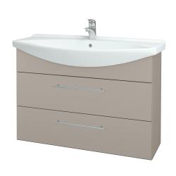 Dreja - Kúpeľňová skriňa TAKE IT SZZ2 105 - N07 Stone / Úchytka T02 / N07 Stone (208066B)