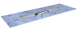 I-Drain - Linear 54 Sprchový žľab nerezový, s hydroizoláciou, dĺžka 700 mm (ID4M07001X1)